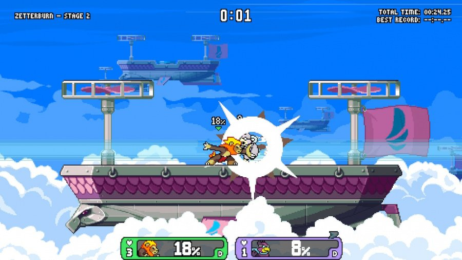 Rivals of Aether Review - Screenshot 1 of 3