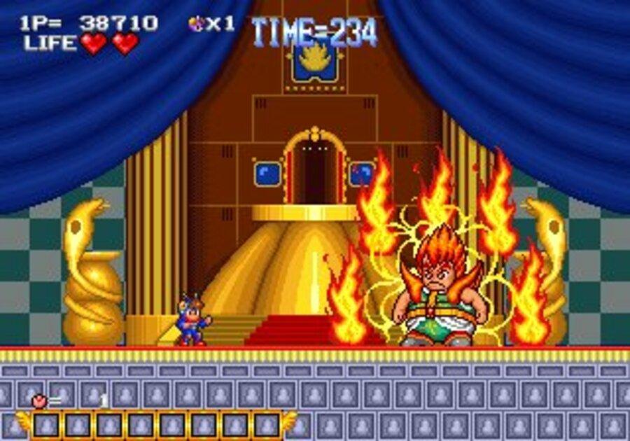 Blue's Journey Screenshot