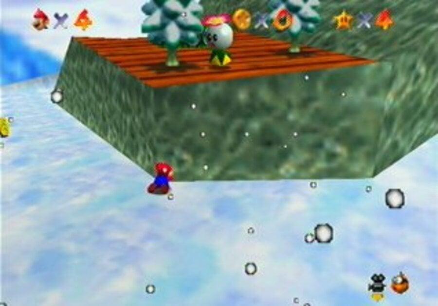 Super Mario 64 Screenshot