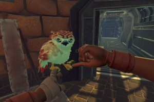 Falcon Age Screenshot