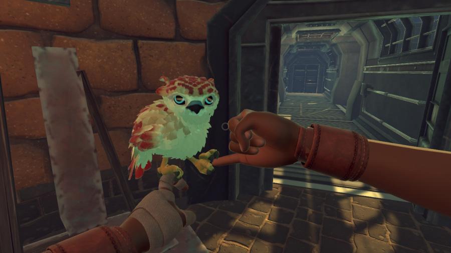 Falcon Age Review - Screenshot 1 of 7