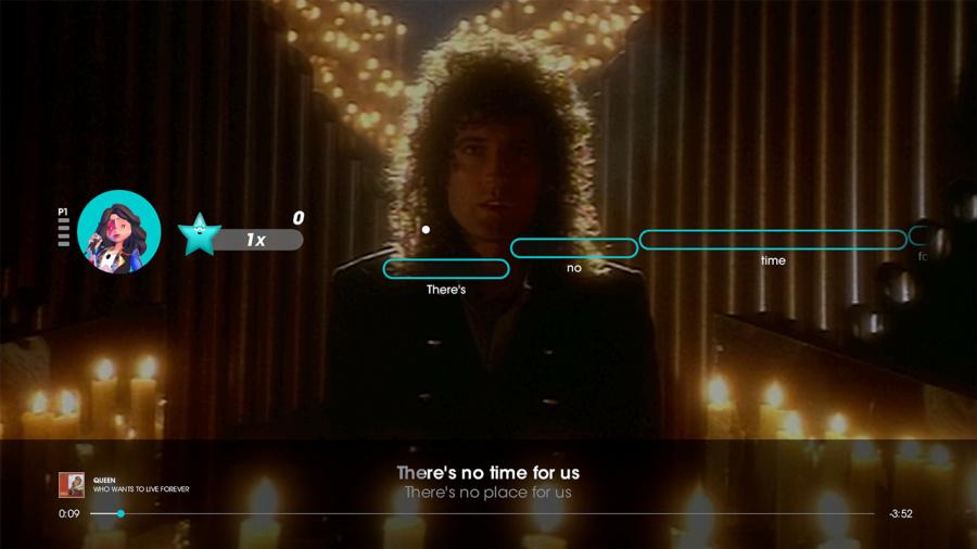Let's Sing Queen Review - Screenshot 1 of 4