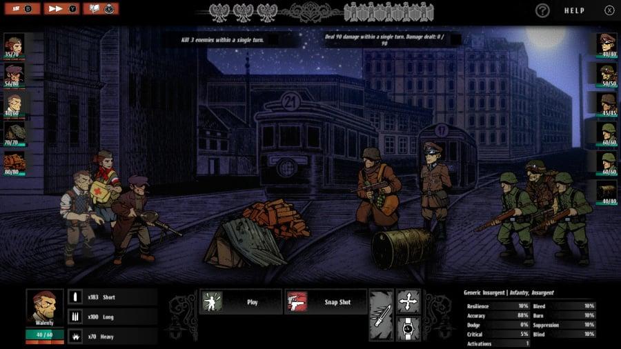 Warsaw Review - Screenshot 1 of 4