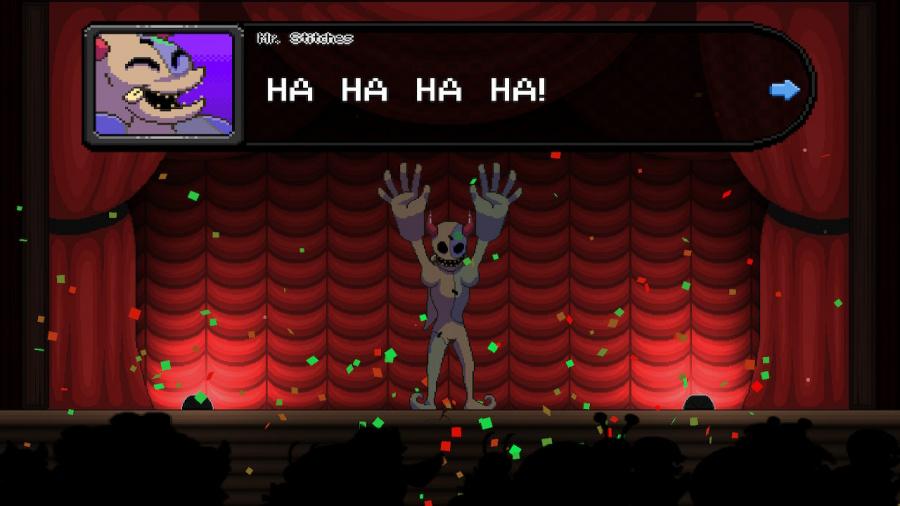 UnderHero Review - Screenshot 1 of 4