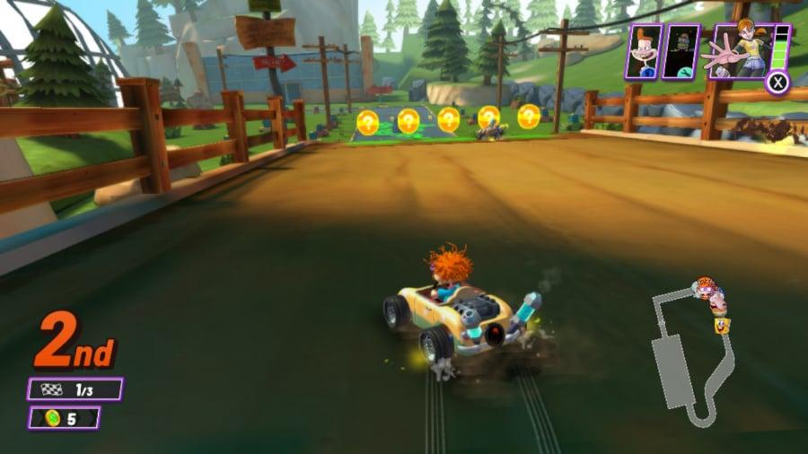 Nickelodeon Kart Racers 2: Grand Prix Review - Screenshot 1 of 4