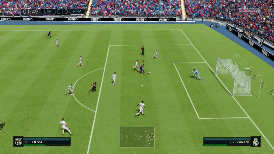 FIFA 21 Review - Screenshot 1 of 8