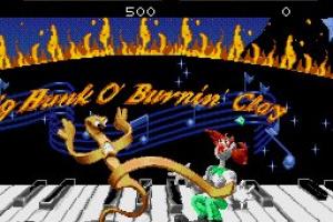 ClayFighter Screenshot