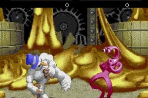 ClayFighter Screenshot