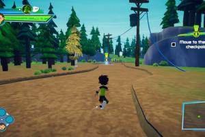 Ben 10: Power Trip! Screenshot