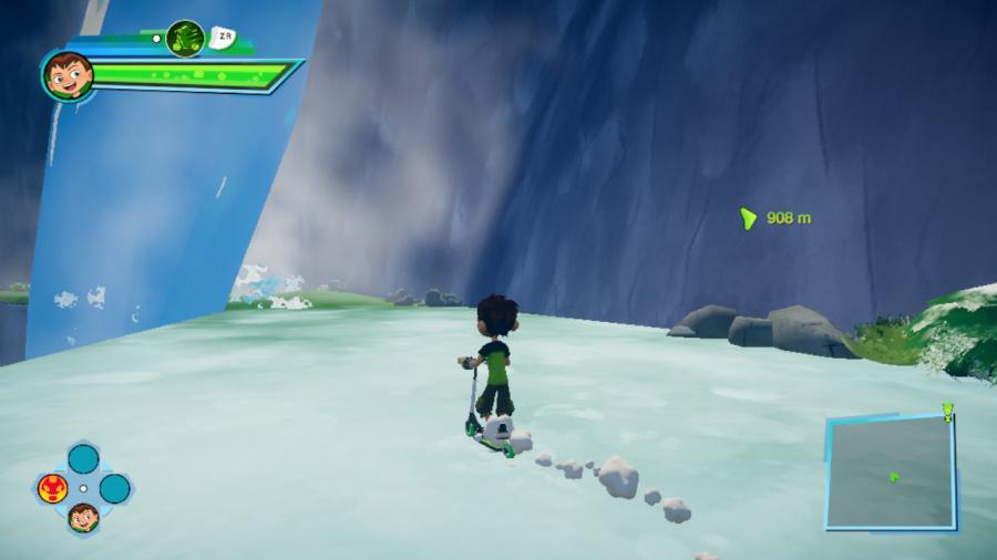 Ben 10: Power Trip! Review - Screenshot 1 of 5