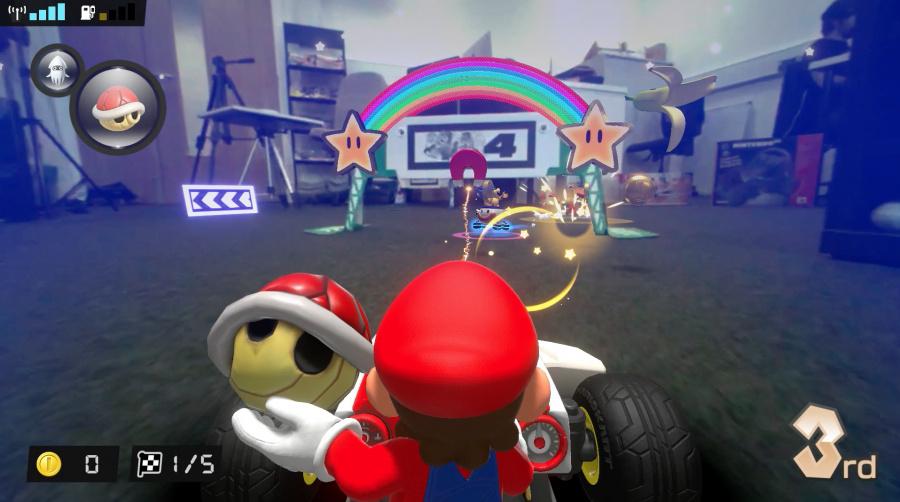 Mario Kart Live: Home Circuit Review - Screenshot 1 of 8