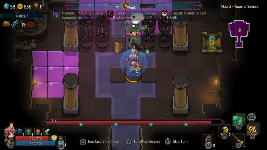 Crown Trick Review - Screenshot 1 of 5