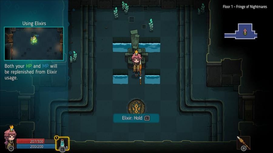 Crown Trick Review- Screenshot 1 of 5