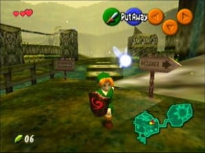 The Legend of Zelda: Ocarina of Time Review - Screenshot 3 of 3