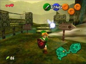 The Legend of Zelda: Ocarina of Time Review - Screenshot 1 of 6