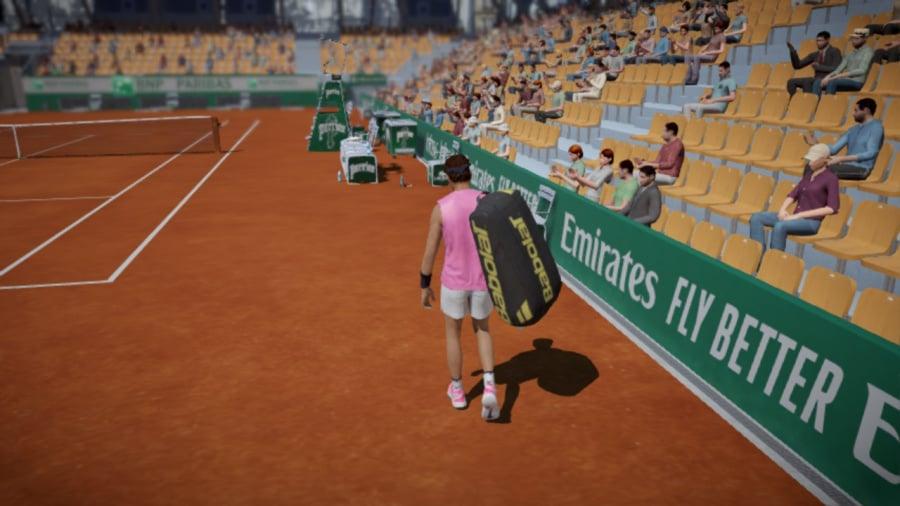 Tennis World Tour 2 Review - Screenshot 1 of 6