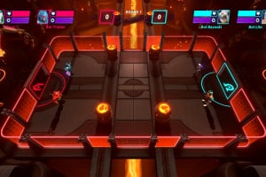 HyperBrawl Tournament Screenshot