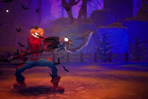 Pumpkin Jack Screenshot