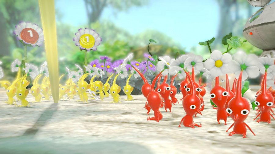 Pikmin 3 Deluxe Review - Screenshot 1 of 6