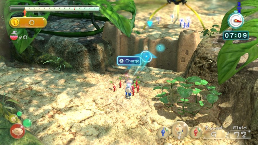 Pikmin 3 Deluxe Review - Screenshot 1 of 7