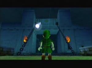 The Legend of Zelda: Ocarina of Time Review - Screenshot 1 of 6