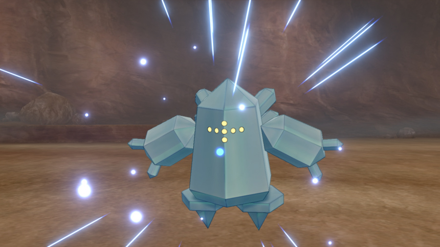 Pokémon Sword and Shield - The Crown Tundra Review - Screenshot 1 of 6