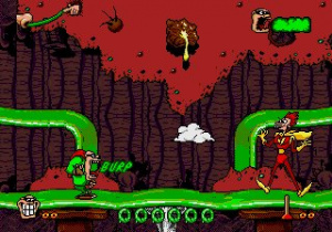 Boogerman: A Pick and Flick Adventure Review - Screenshot 2 of 3