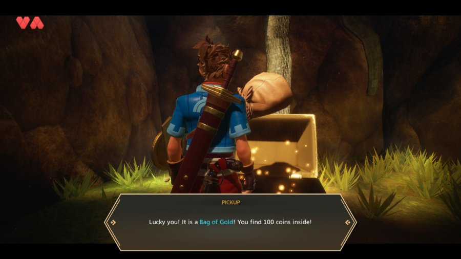 Oceanhorn 2: Knights of the Lost Realm Review - Screenshot 1 of 5