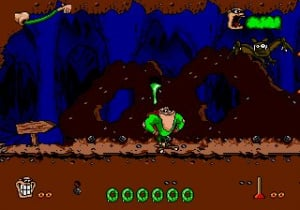 Boogerman: A Pick and Flick Adventure Review - Screenshot 3 of 3