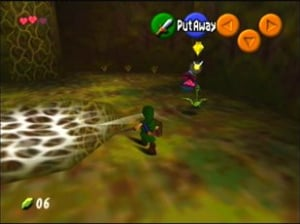 The Legend of Zelda: Ocarina of Time Review - Screenshot 2 of 6