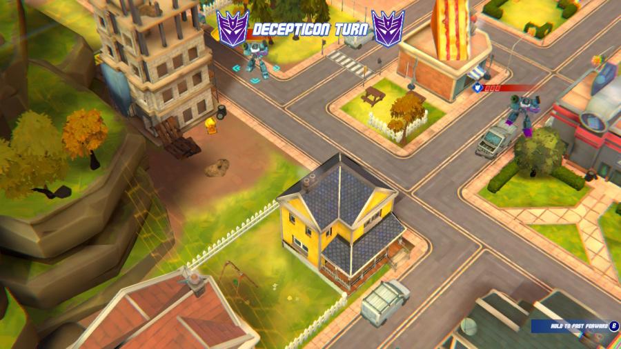Transformers: Battlegrounds Review - Screenshot 1 of 4