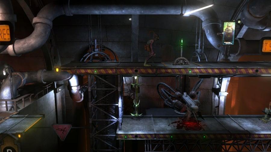 Oddworld: New 'n' Tasty Review - Screenshot 1 of 3
