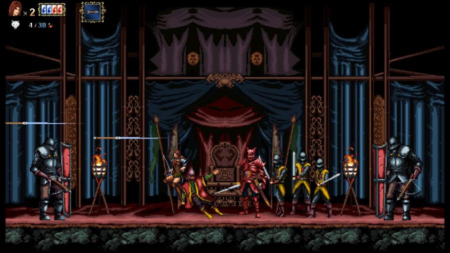 Wallachia: Reign Of Dracula Review - Screenshot 1 of 5