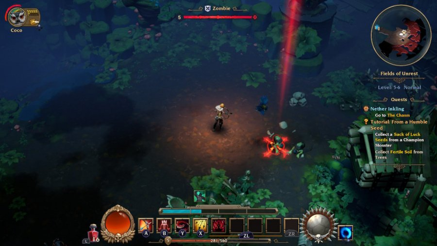 Torchlight III Review - Screenshot 1 of 5