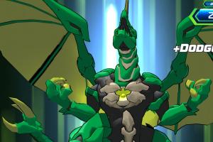 Bakugan: Champions Of Vestroia Screenshot