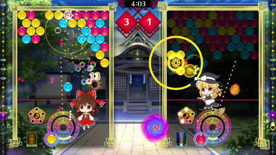 Touhou Spell Bubble Review - Screenshot 1 of 10