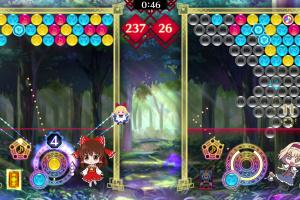 Touhou Spell Bubble Screenshot