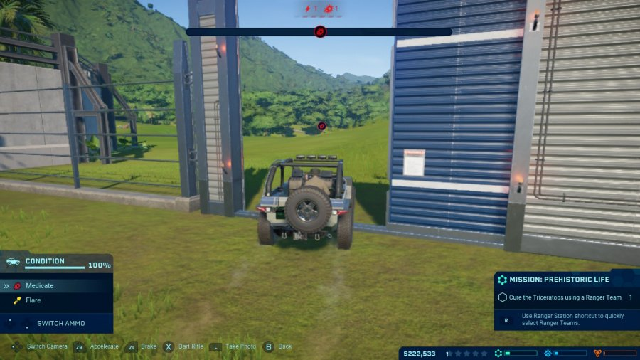 Jurassic World Evolution: Complete Edition Review - Screenshot 1 of 7