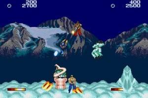 Forgotten Worlds Screenshot