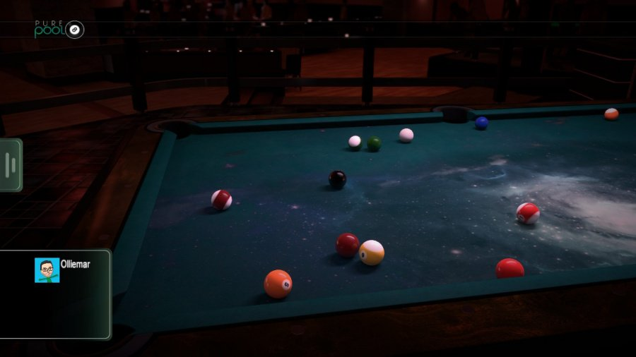 Pure Pool Review - Screenshot 1 of 7
