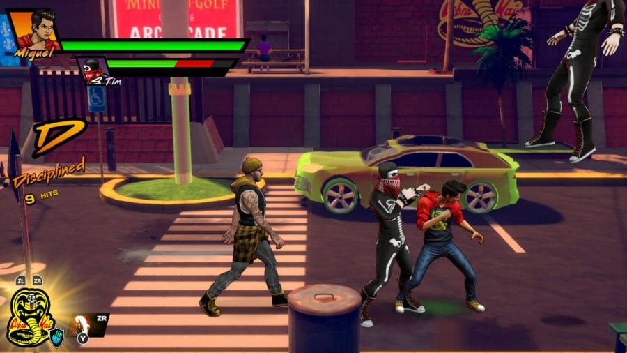 Cobra Kai: The Karate Kid Saga Continues Review - Screenshot 1 of 4