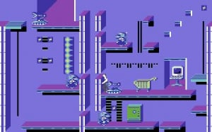 Impossible Mission II Review - Screenshot 2 of 2