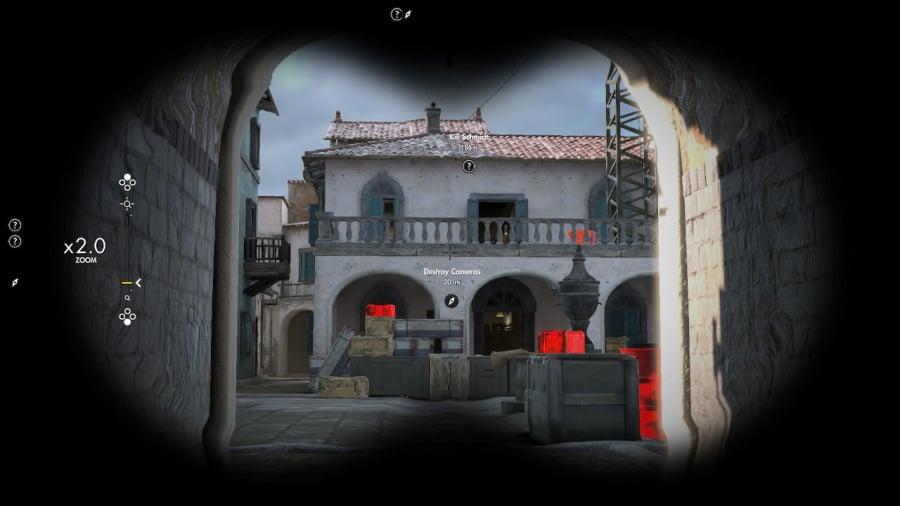 Sniper Elite 4 Review - Screenshot 1 of 5