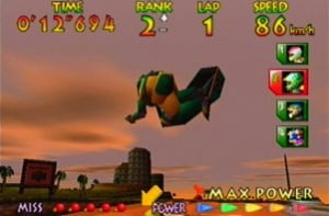 Wave Race 64 Review - Screenshot 3 of 5