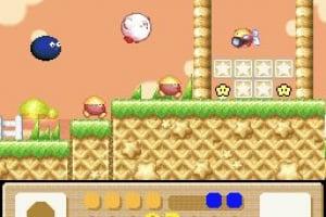 Kirby's Dream Land 3 Screenshot