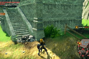 Hyrule Warriors: Age of Calamity Screenshot