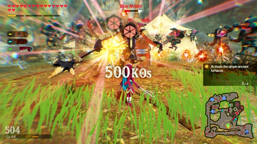Hyrule Warriors: Age of Calamity Review - Screenshot 1 of 9