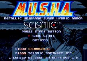 MUSHA Review - Screenshot 3 of 3