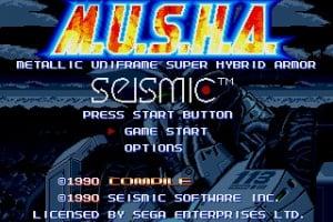 MUSHA Screenshot