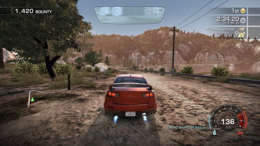 Need for Speed: Hot Pursuit Remastered Review - Screenshot 1 of 6